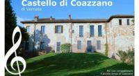 Segnatevi la data! Domenica 25 giugno, alle ore 20.45, a Coazzano di Vernate (MI) – in via Marconi 15. Il concerto si terrà nel cortile dello splendido castello di Coazzano, […]