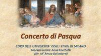 Vi aspettiamo il 6 aprile a MILANO, presso la Chiesa di S. Maria presso San Celso, ingresso in Corso Italia 37. L'Orchestra Universitaria Camerata de' Bardi di Pavia si esibirà […]