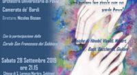 Sabato 28 Settembre, alle ore 21.15, presso la Chiesa di San Lorenzo Martire, Sabbioni, Crema, primo concerto della stagione 2019/2020 dell'Orchestra Camerata de'Bardi sul territorio, dopo la trasferta agostana a […]
